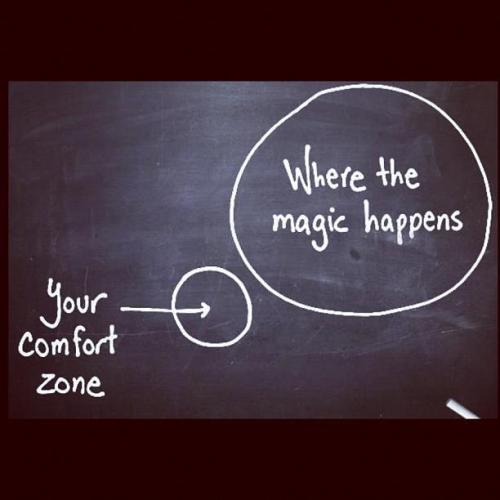 Confort Fucking Zone